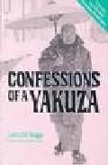 Confessions Of A Yakuza - Saga Yunushi