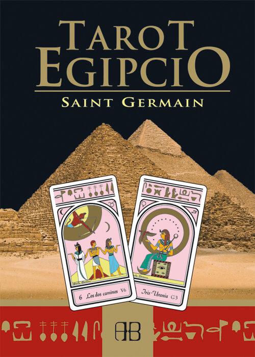 Tarot Egipcio - Saint Germain Conde De
