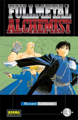 Fullmetal Alchemist 3 (4ª Ed.) - Arakawa Hiromu
