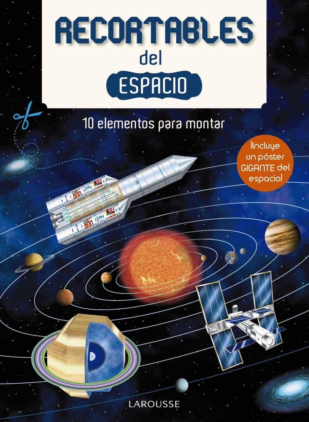 Recortables Del Espacio - Vv.aa.
