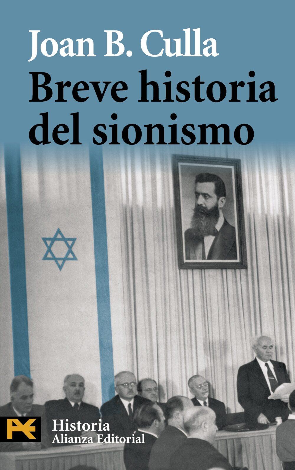 Breve Historia Del Sionismo - Culla I Clara Joan B.