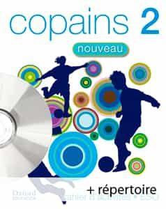 Copains Nouveau 2º Eso Ce/rep/ Cd Multirom - Vv.aa.