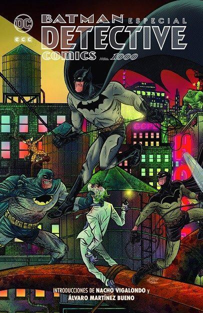 Batman: Especial Detective Comics 1.000 (2ª Ed.) - Vv.aa.