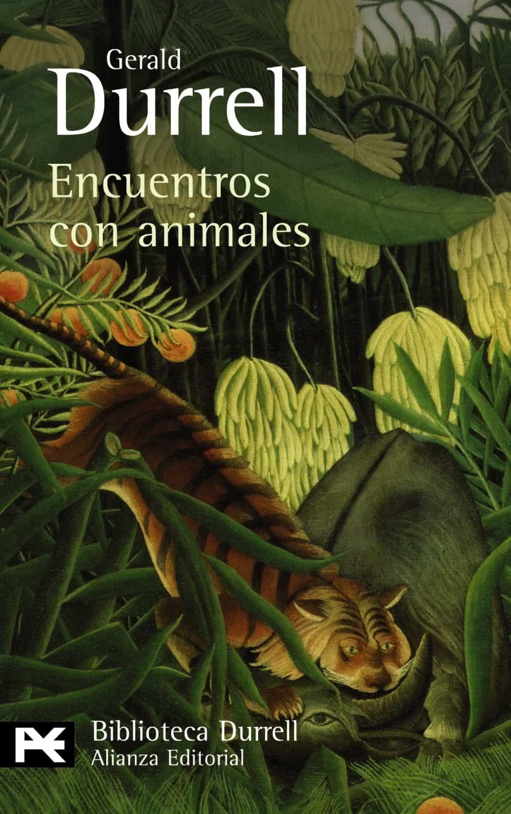 Encuentros Con Animales - Durrell Gerald