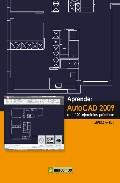 Aprender Autocad 2009 Con Ejercicios Practicos - Vv.aa.