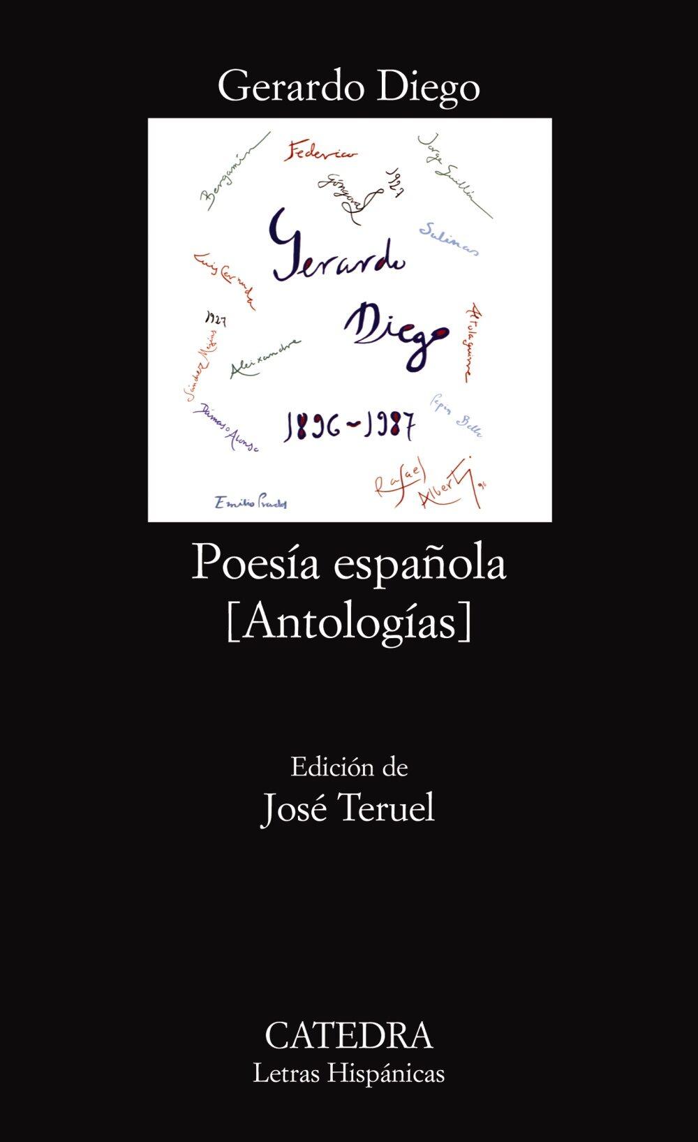 Poesia Española (antologias) - Diego Cendoya Gerardo