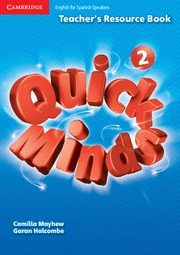 Quick Minds Level 2 Teacher S Resource Book Spanish Edition - Vv.aa.