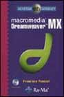 Macromedia Dreamweaver Mx (incluye Cd-rom) - Pascual Francisco