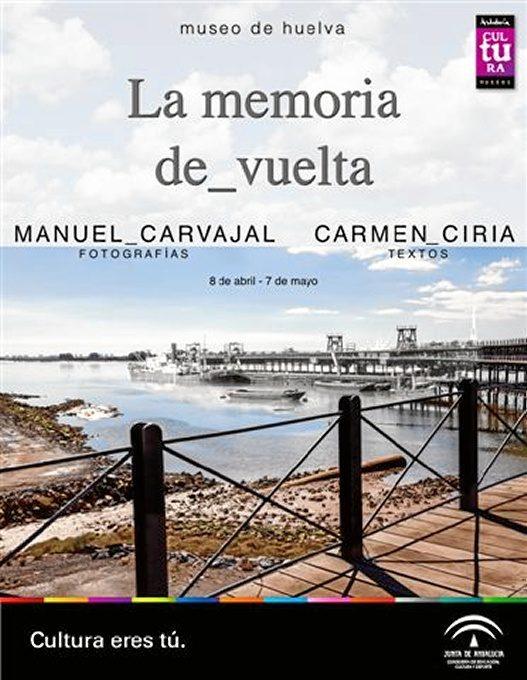 Memoria De Vuelta - Carvajal Manuel