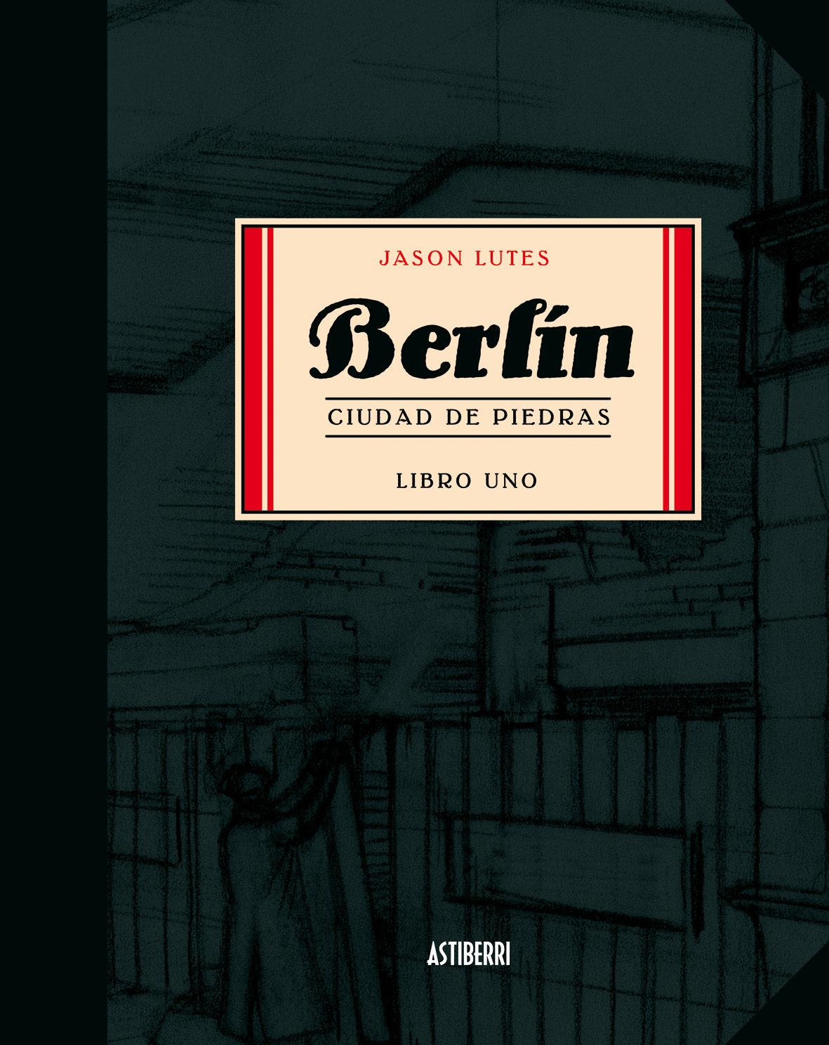 Berlin 1 Ciudad De Piedras - Lutes Jason