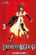 Erementar Gerard Nº 3 - Azuma Mayumi