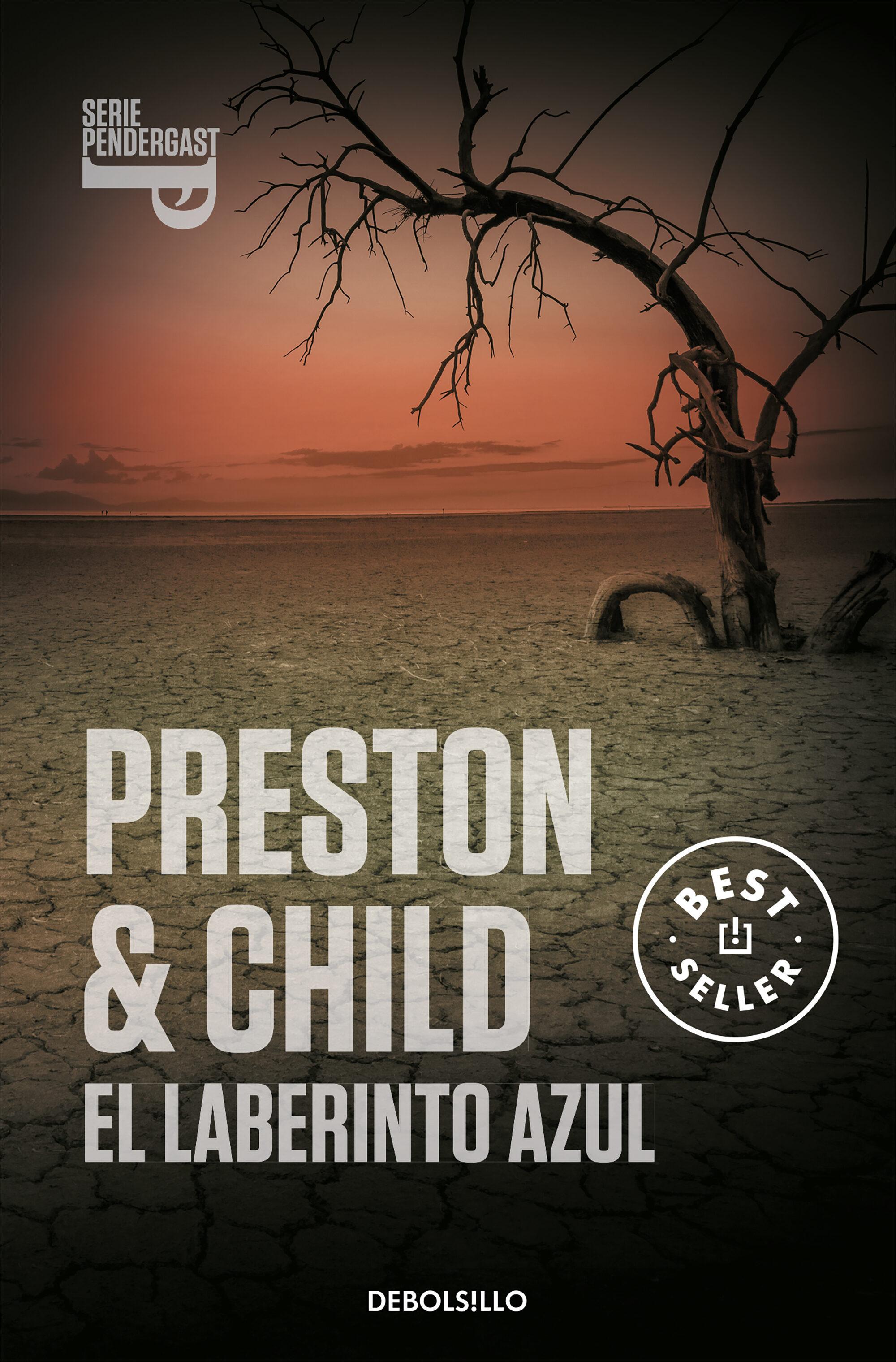 El Laberinto Azul (inspector Pendergast 14) - Preston Douglas