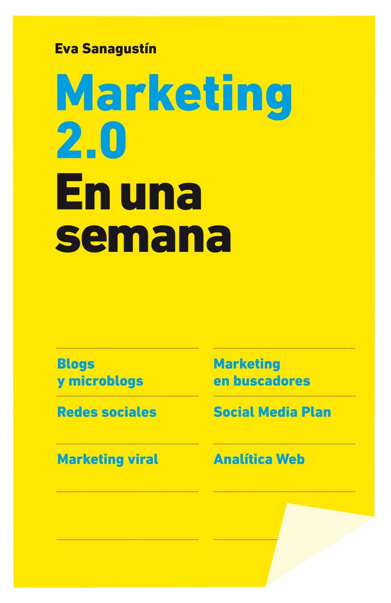 Marketing 2.0 En Una Semana - Sanagustin Fernandez Eva