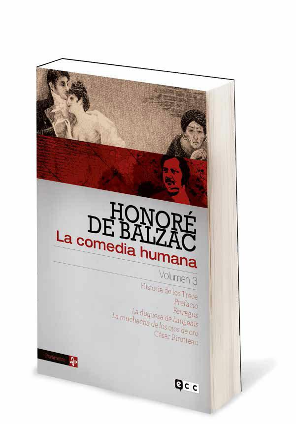 La Comedia Humana Volumen 3 - Balzac Honore De