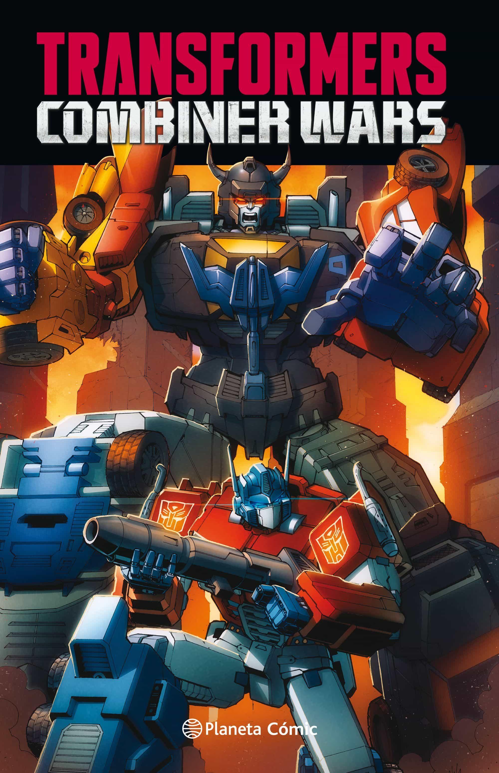 Transformers: La Guerra De Los Combinadores - Vv.aa.