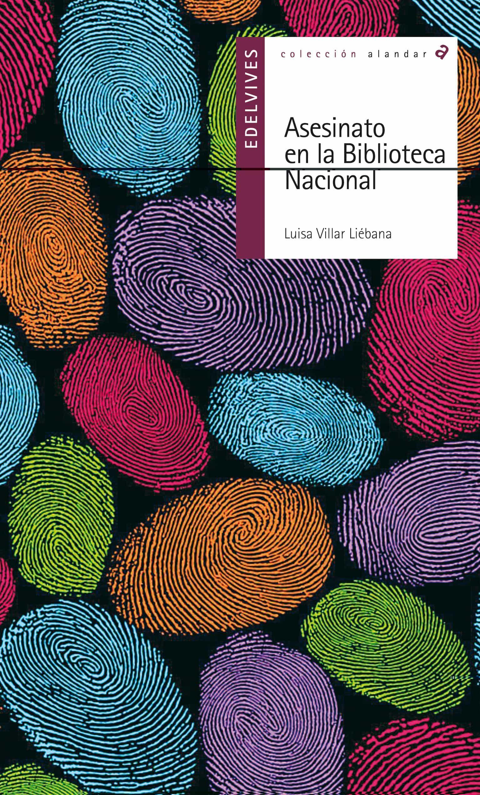 Asesinato En La Biblioteca Nacional - Villar Luisa