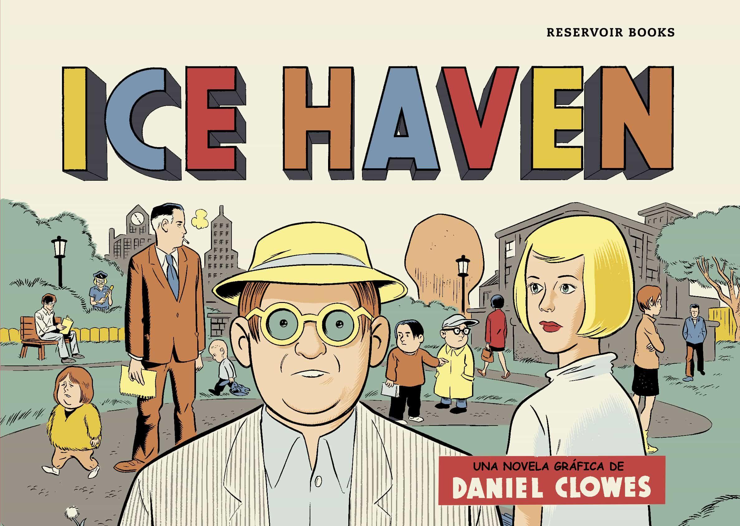 Ice Haven - Clowes Daniel