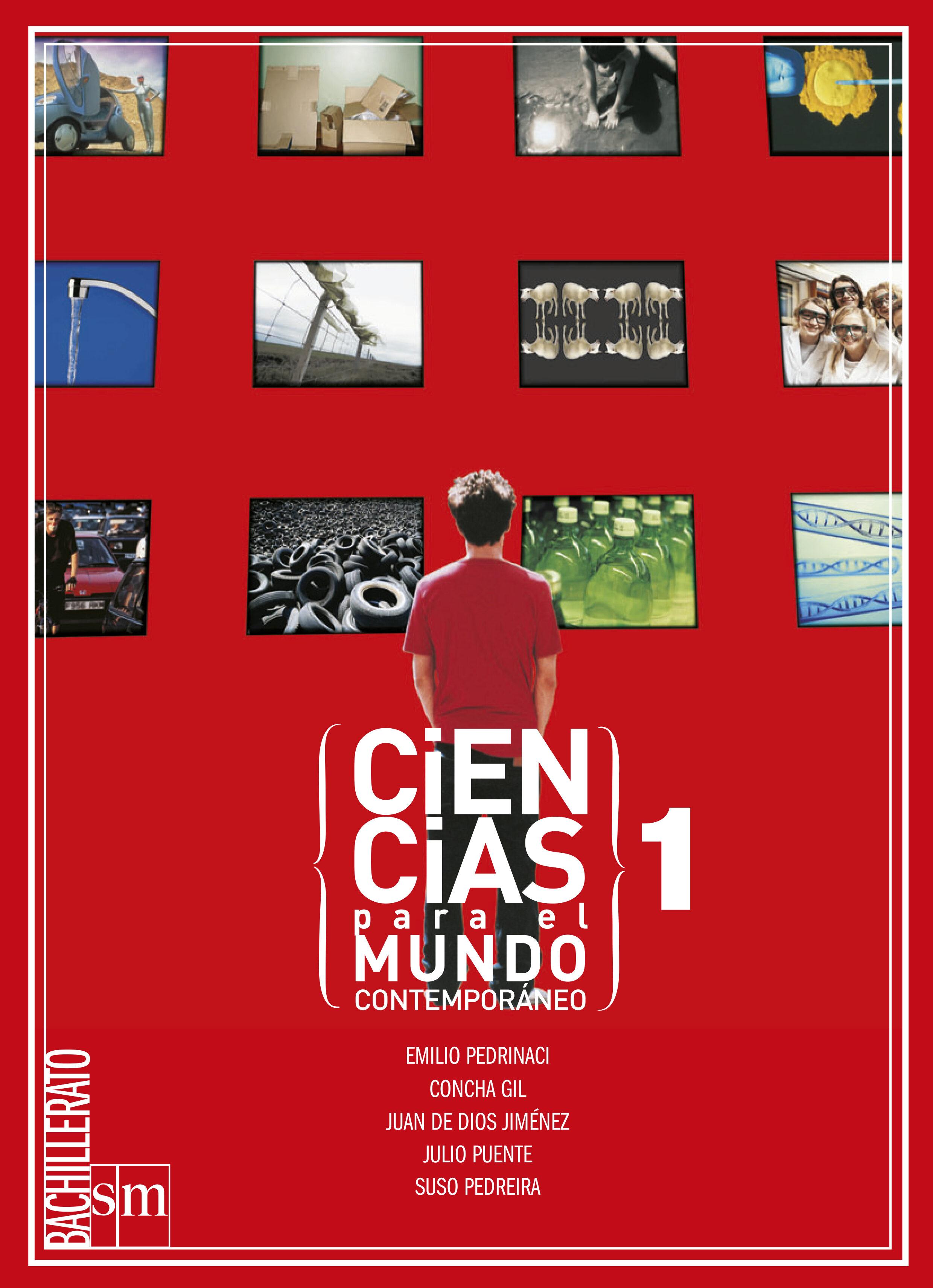 Ciencias Mundo Contemporaneo 1º Bachillerato 08 - Vv.aa.