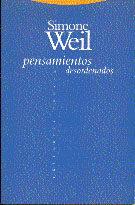 Pensamientos Desordenados - Weil Simone