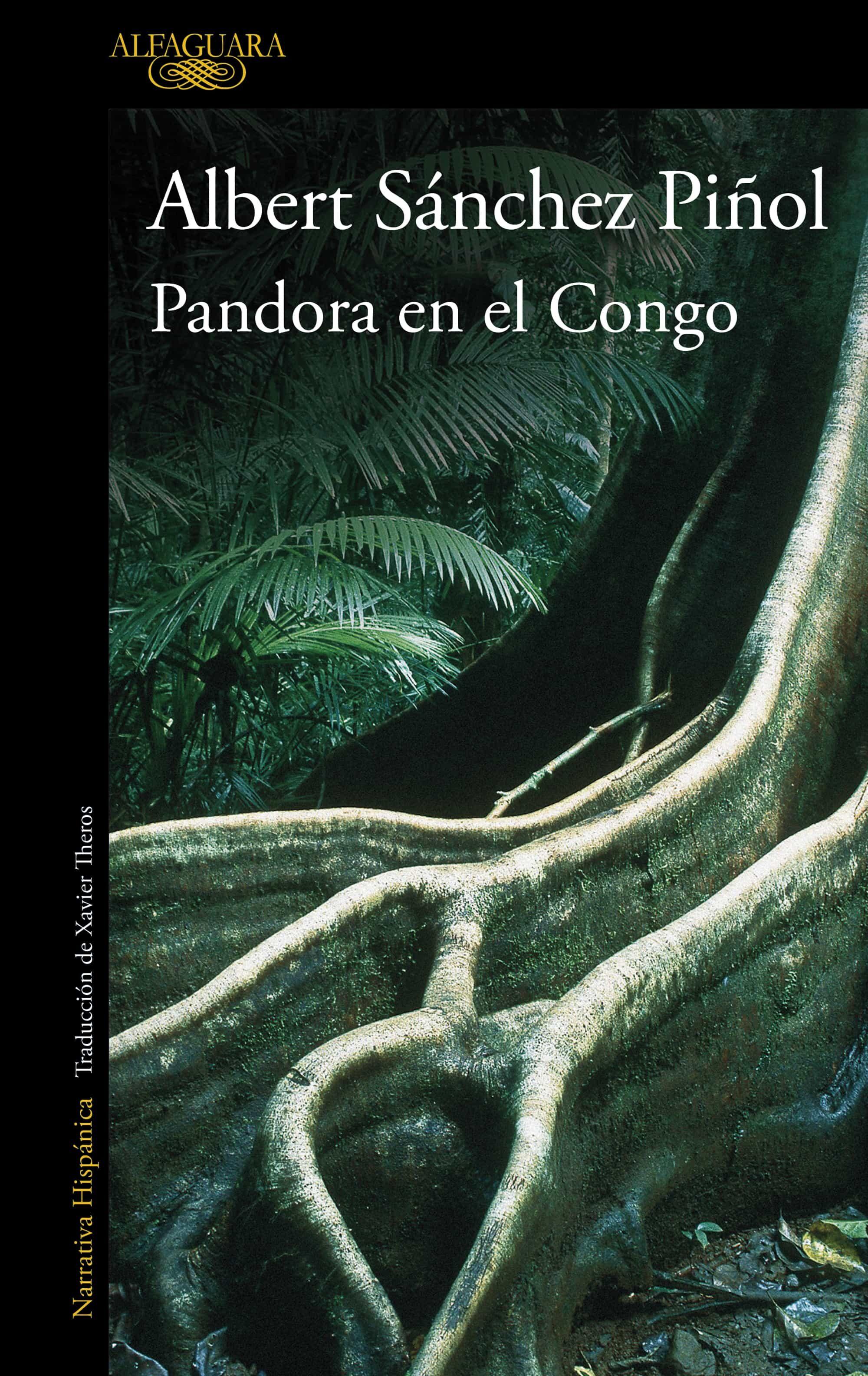 Pandora En El Congo - Sanchez Piñol Albert