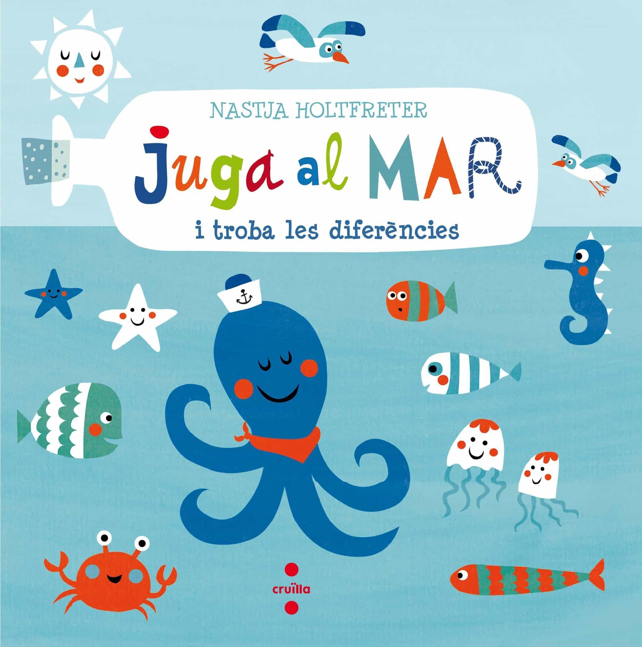 Juga Al Mar I Troba Les Diferencies - Holtfreter Nastja