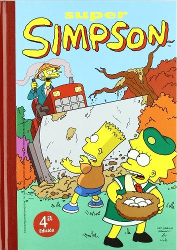 Super Humor Simpson Nº11 - Groening Matt