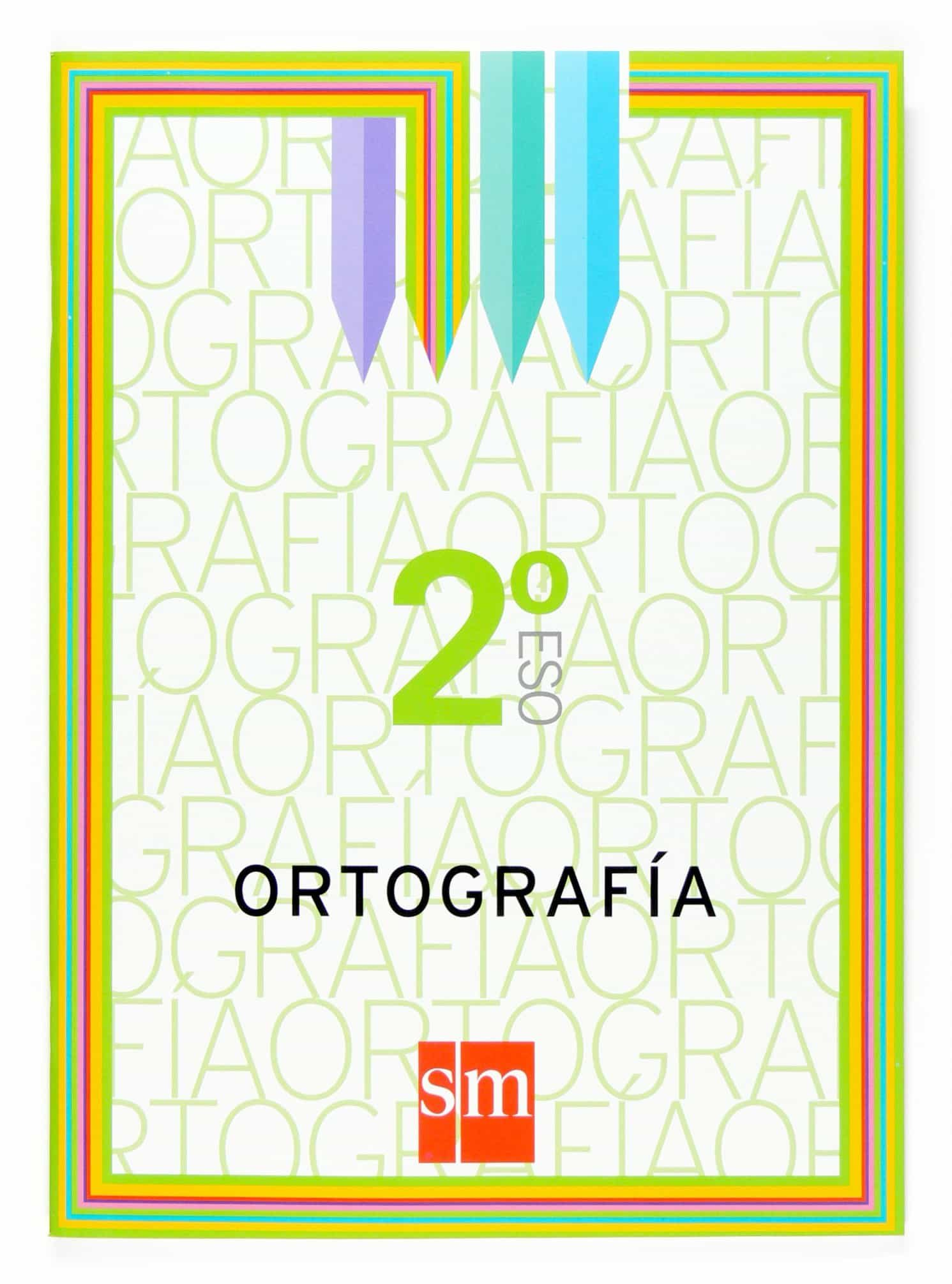 Cuaderno De Ortografia 2º Eso - Vv.aa.