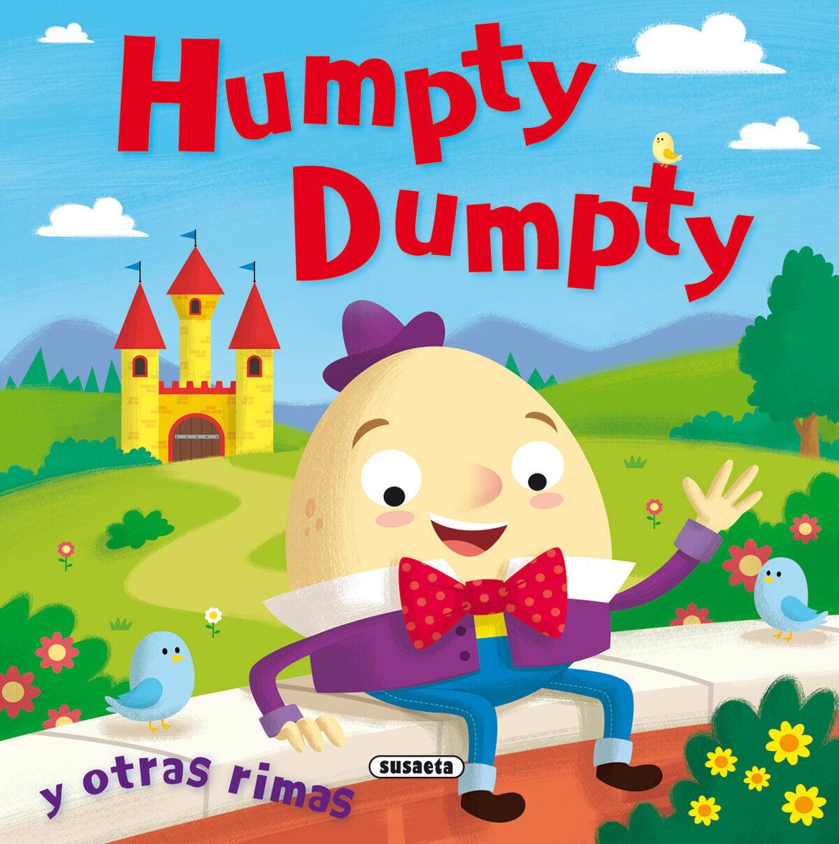Humpty Dumpty Y Otras Rimas - Vv.aa.