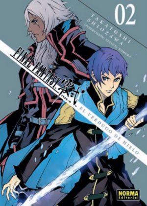 Final Fantasy Type 0 - El Verdugo De Hielo 2 - Shiozawa Takatoshi