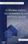 El Regimen Juridico Del Patrimonio De Las Entidades Locales - Miro Miro Roma