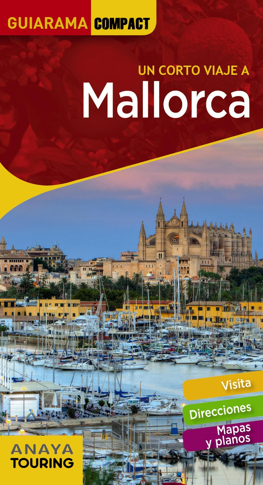 Mallorca 2021 (guiarama Compact) (8ª Ed.)