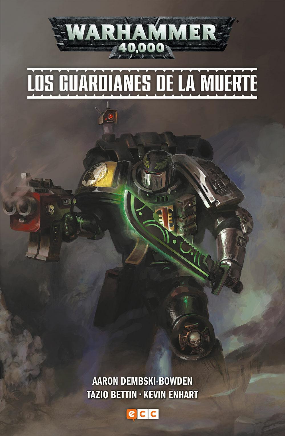 Warhammer 40000 Los Guardianes De La Muerte - Dempski-bowden Aaron
