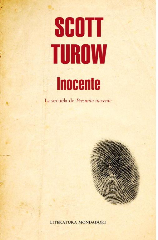 Inocente - Turow Scott