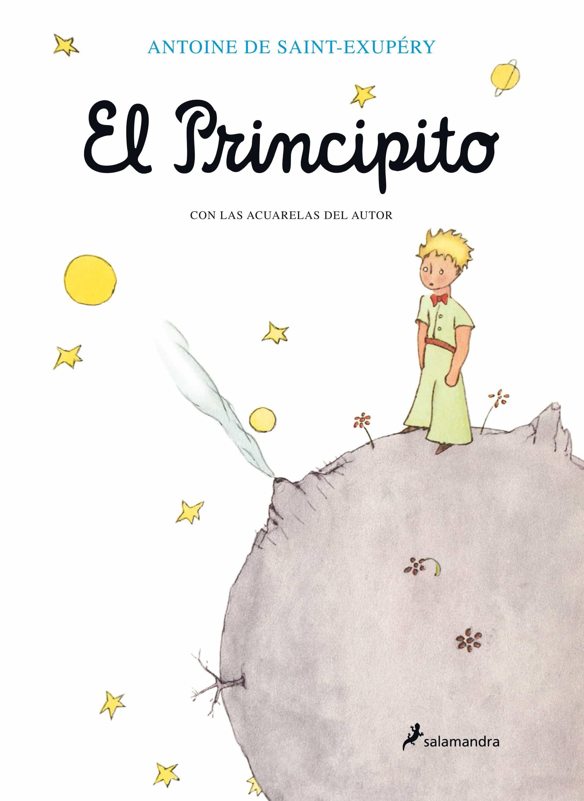 El Principito (2ª Ed.) - Saint-exupery Antoine De