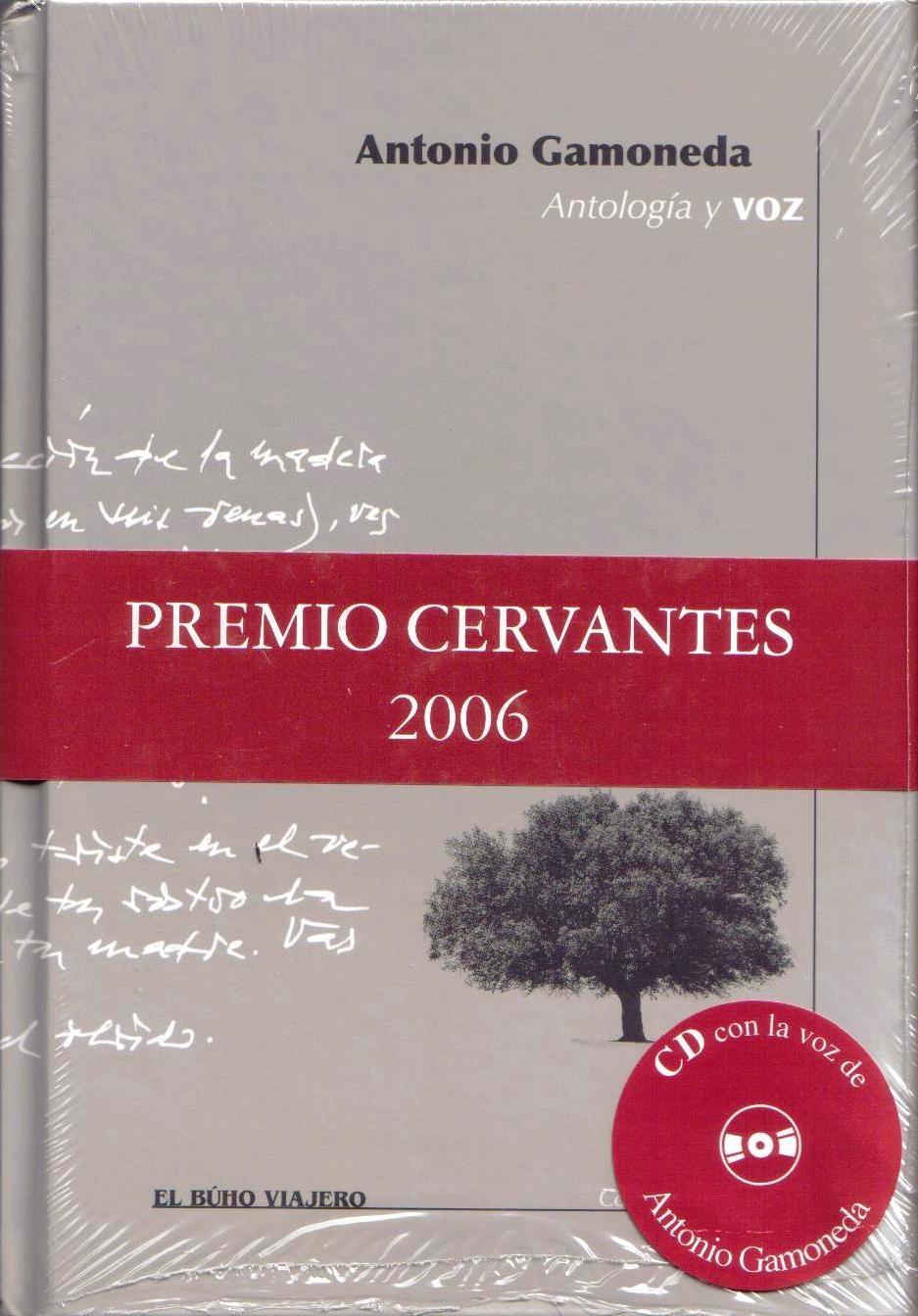 Antologia Y Voz (contiene Cd) - Gamoneda Lobon Antonio
