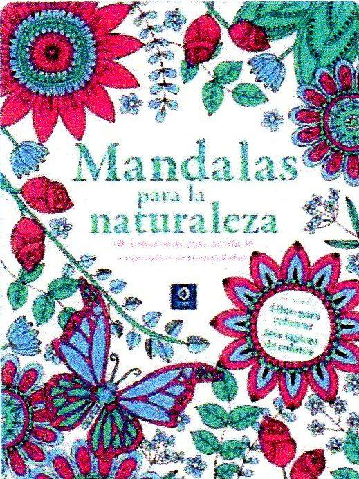 Mandalas Para La Naturaleza (caja Metalica) - Vv.aa.