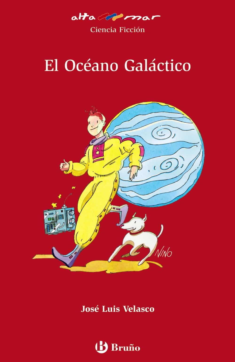 El Oceano Galactico - Velasco Antonino Jose Luis