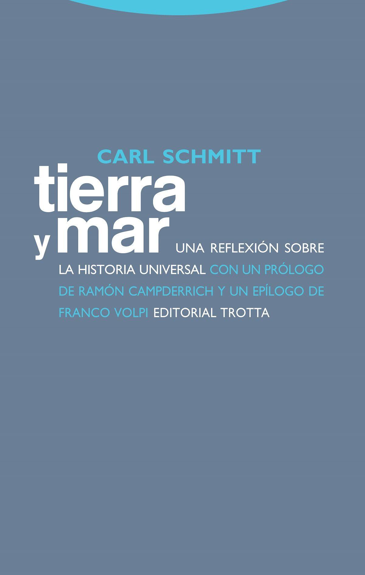 Tierra Y Mar - Schmitt
