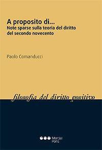 A Proposito Di - Comanducci Paolo