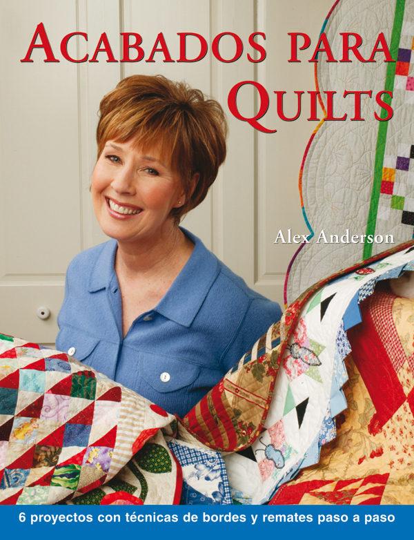 Acabados Para Quilts - Anderson Alex