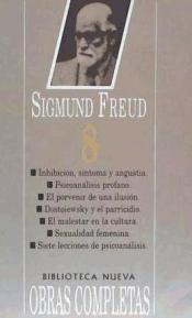 Obras Completas (t. Viii) - Freud Sigmund