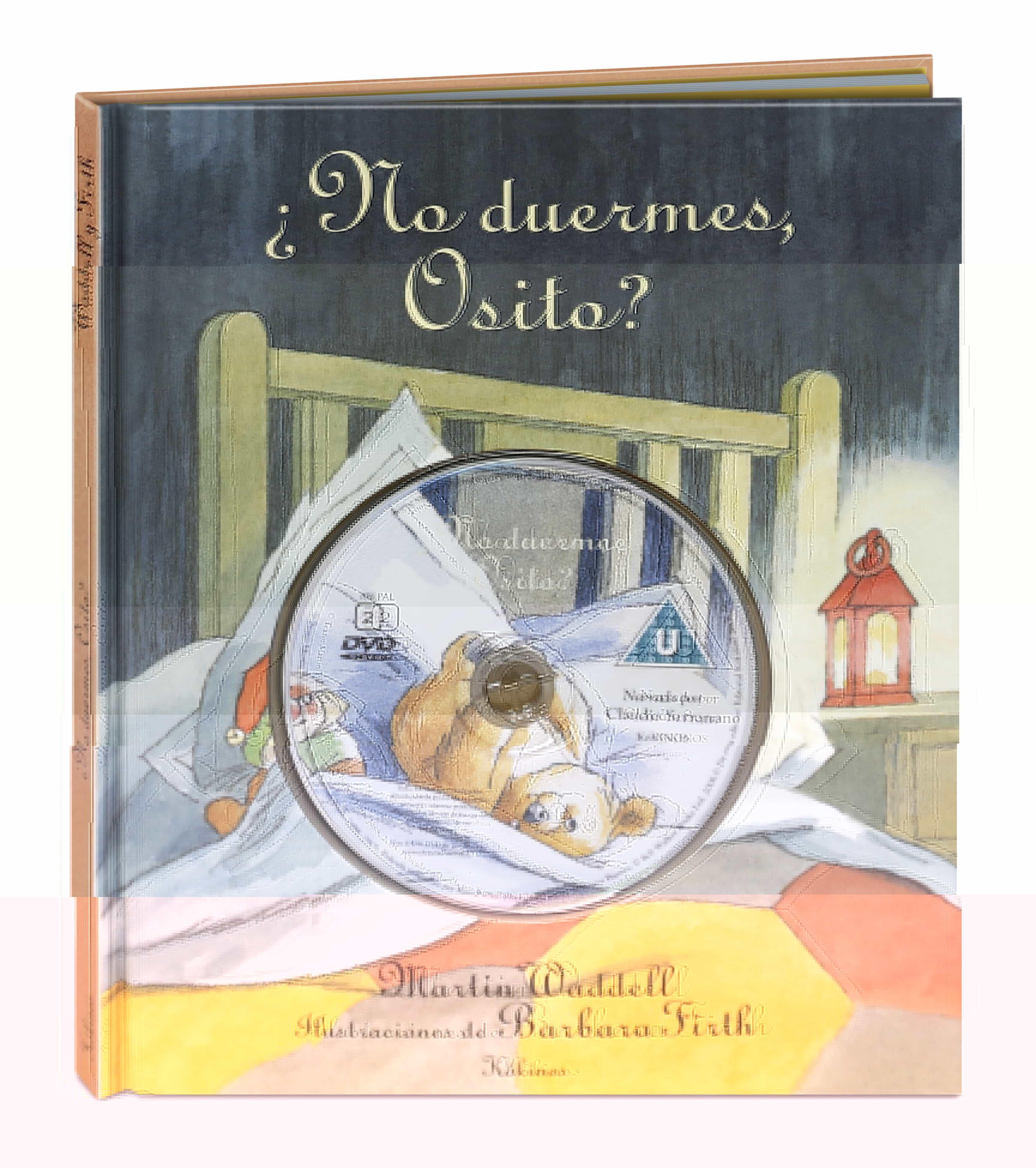 No Duermes Osito (dvd) - Waddell Martin