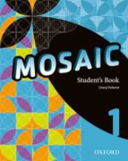 mosaic 1 student s book-9780194666107