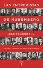las entrevistas de nuremberg-leon goldensohn-9788430605613