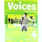 voices 4 student s book-9780230033719