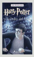 harry potter y la orden del fenix-j.k. rowling-joanne k. rowling-9788478887422
