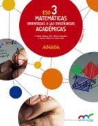 matemáticas orientadas a las enseñanzas académicas 3º eso mec-9788467852134