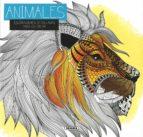 animales. ilustraciones detalladas para colorear-9788467749762