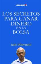 los secretos para ganar dinero en la bolsa-ram bhavnani-9788496088665