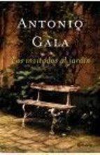 los invitados al jardin-antonio gala-9788408043287